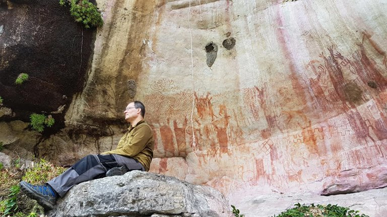 کشف سنگ نگاره 12 هزار ساله